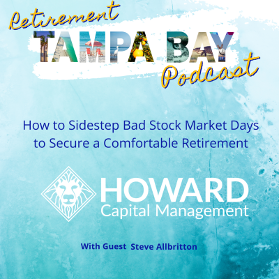 How to Sidestep Bad Stock Market Days to Secure a Comfortable Retirement